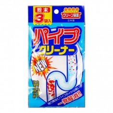 Nagara Средство для чистки труб, 20 гр *3 пакетика