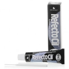 RefectoCil, Краска для бровей сине-черная, 15 мл