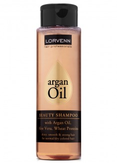 Шампунь для нормальных, сухих, окрашенных волос LORVENN