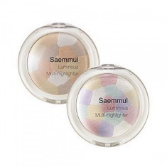 хайлайтер минеральный the saem saemmul luminous multi highlighter