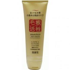 маска для укрепления и роста волос junlove scalp clear treatment
