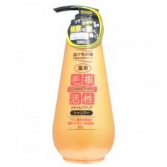шампунь против перхоти junlove scalp clear shampoo