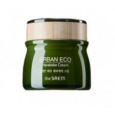 крем питательный с экстрактом новозеландского льна the saem urban eco harakeke cream