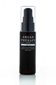 масло арганы для волос pampas argan therapy hair oil