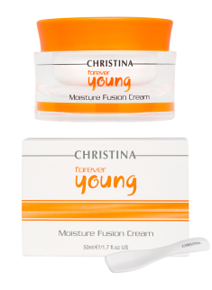Forever Young Moisture Fusion Cream Christina Cosmetics