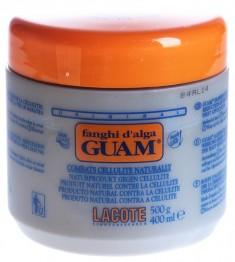 GUAM Маска антицеллюлитная / FANGHI D`ALGA 500 г