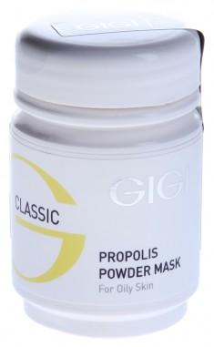 GIGI Пудра антисептическая прополисная / Propolis Powder OUTSERIAL 50 мл