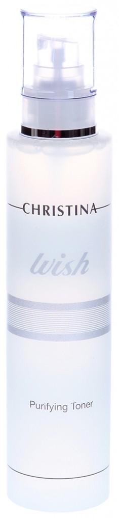 CHRISTINA Тоник очищающий / Purifying Toner WISH 200 мл