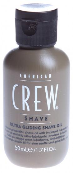 AMERICAN CREW Масло для бритья, для мужчин / Lubricating Shave Oil 50 мл