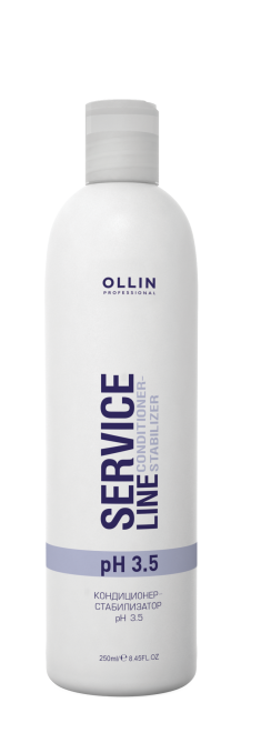 OLLIN PROFESSIONAL Кондиционер-стабилизатор / Сonditioner-stabilizer pH 3.5 250 мл