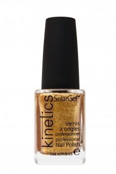 KINETICS 323 лак профессиональный для ногтей / SolarGel Polish TRUE Beauty 15 мл
