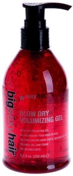 SEXY HAIR Гель для укладки феном / BIG 250 мл