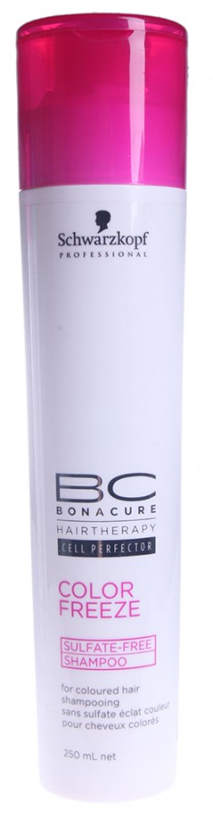 SCHWARZKOPF PROFESSIONAL Шампунь мицеллярный бессульфатный / BC pH 4.5 Color Freeze 250 мл