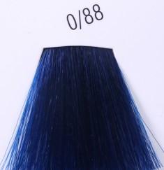WELLA PROFESSIONALS 0/88 краска для волос, синий интенсивный / Koleston Perfect ME+ 60 мл