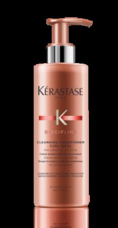 KERASTASE Кондиционер очищающий для вьющихся волос / ДИСЦИПЛИН КЕРЛ 400 мл