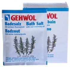 GEHWOL Соль с розмарином для ванны 25 г