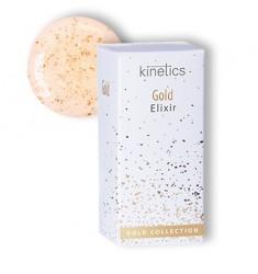 KINETICS Эликсир ультра-обогащенный, покрытие с золотыми частичками / Gold Elixir 15 мл