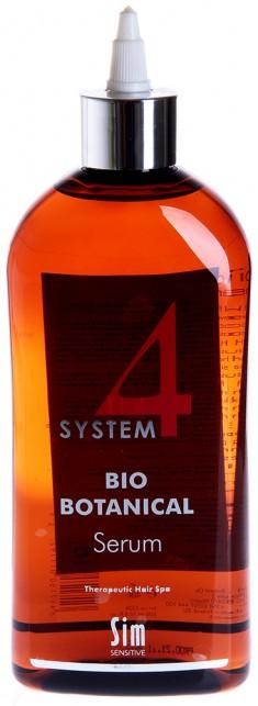 SIM SENSITIVE Сыворотка био ботаническая / SYSTEM 4 500 мл