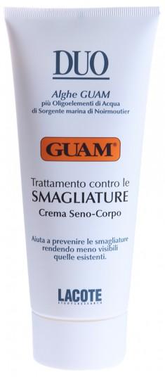 GUAM Крем против растяжек для тела и груди / DUO 200 мл