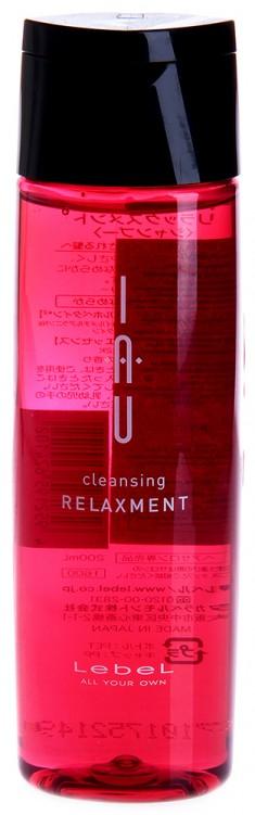 LEBEL Шампунь для волос / IAU cleansing RELAXMENT 200 мл