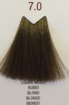 FARMAVITA 7.0 краска для волос, блондин / LIFE COLOR PLUS 100 мл