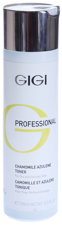 GIGI Лосьон азуленовый для сухой и чувствительной кожи / Azulen Lotion OUTSERIAL 250 мл
