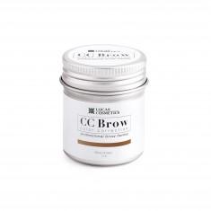 LUCAS' COSMETICS Хна для бровей, серо-коричневый (в баночке) / CC Brow grey brown 5 г