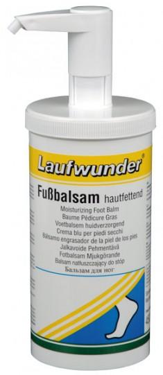 LAUFWUNDER Бальзам увлажняющий для ног, с дозатором 450 мл