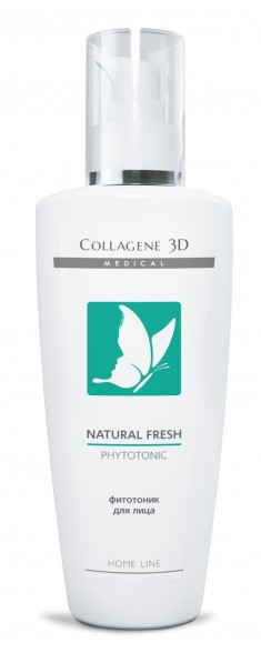 MEDICAL COLLAGENE 3D Фитотоник / Natural Fresh 250 мл