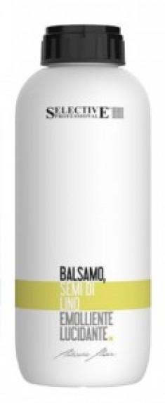 SELECTIVE PROFESSIONAL Бальзам питательный Семя льна / Semi di Lino ARTISTIC FLAIR 1000 мл