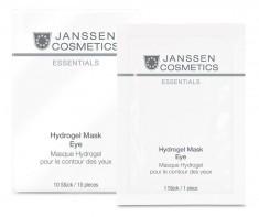 JANSSEN COSMETICS Гидрогель-патчи для кожи вокруг глаз / Hydrogel Mask Eye 2 шт