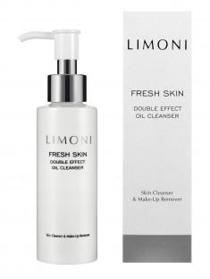 LIMONI Масло гидрофильное / Double Effect Oil Cleanser 120 мл