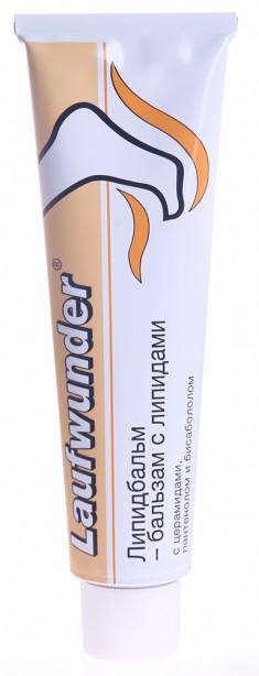 LAUFWUNDER Бальзам с липидами для ног 75 мл