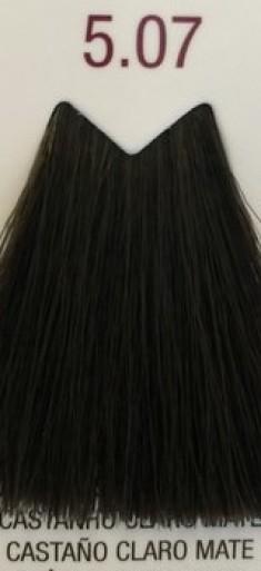 FARMAVITA 5.07 краска для волос, холодный светло-каштановый / LIFE COLOR PLUS 100 мл