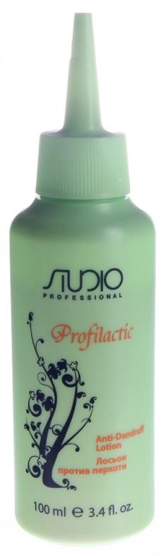 STUDIO PROFESSIONAL Лосьон против перхоти / Profilactic Studio Professional 100 мл Kapous