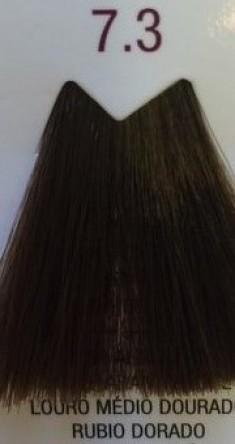 FARMAVITA 7.3 краска для волос, блондин золотистый / LIFE COLOR PLUS 100 мл