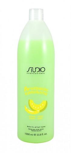 STUDIO PROFESSIONAL Бальзам для всех типов волос Банан и дыня / Aromatic Symphony 1000 мл Kapous