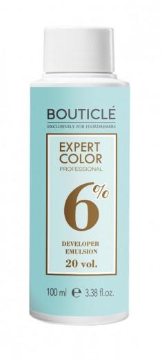 BOUTICLE Эмульсия окисляющая 6% (20 vol) / Developer Emulsion 100 мл