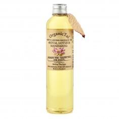 ORGANIC TAI Масло для тела и аромамассажа Королевский лотос и мандарин 260 мл