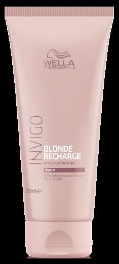 WELLA PROFESSIONALS Бальзам оттеночный для теплых светлых оттенков / Blonde Recharge 200 мл