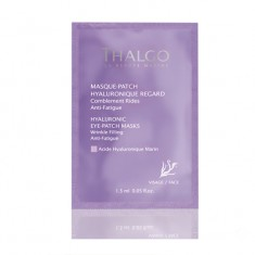 THALGO Маски-патч гиалуроновые для кожи вокруг глаз / HYALURONIC EYE PATCH MASKS 1 шт