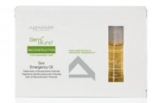 ALFAPARF MILANO Масло восстанавливающее структуру волос / SDL R SOS EMERGENCY OIL 6*13 мл