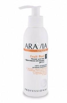 ARAVIA Гель-эксфолиант с фруктовыми кислотами для тела / Fruit Peel 150 мл