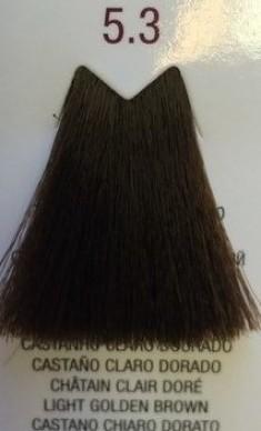 FARMAVITA 5.3 краска для волос, светло-каштановый золотистый / LIFE COLOR PLUS 100 мл