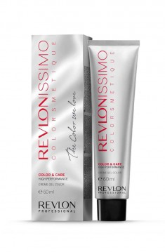 REVLON PROFESSIONAL 9.1 краска для волос, очень светлый блондин пепельный / RP REVLONISSIMO COLORSMETIQUE 60 мл