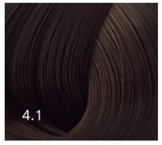 BOUTICLE 4/1 краска для волос, шатен пепельный / Expert Color 100 мл