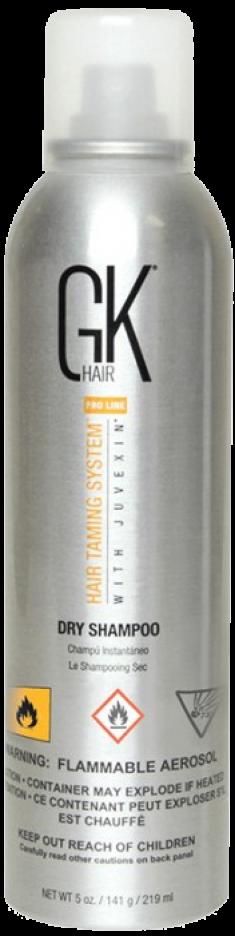 GKHAIR (GLOBAL КЕRATIN) Шампунь сухой / Dry shampoo 219 мл GKHair (Global Кеratin)