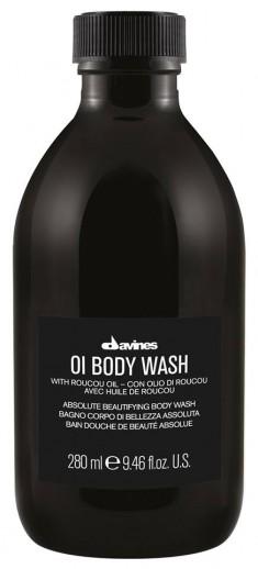 DAVINES SPA Гель для душа, для абсолютной красоты тела / OI Body wash 280 мл