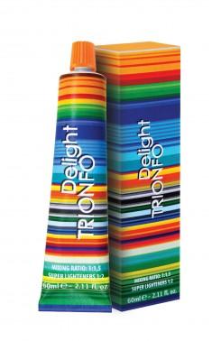 CONSTANT DELIGHT ДТ 4-2 крем-краска стойкая для волос, средне-коричневый пепельный / Delight TRIONFO 60 мл