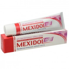 Мексидол Дент SENSITIV Зубная паста 100г Mexidol dent